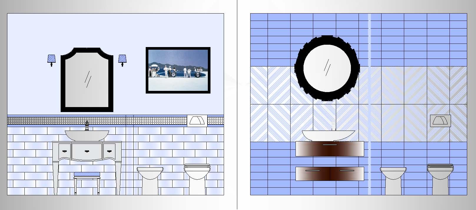 piastrelle bagno prezzi economici: piastrelle mosaico ceramico ... - Piastrelle Bagno Jolie