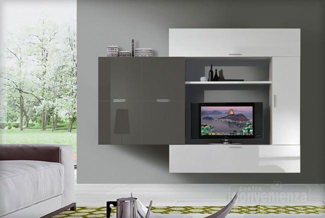 Colori Per Pareti Soggiorno Grigio : Colori pareti soggiorno grigio idee per il design della casa