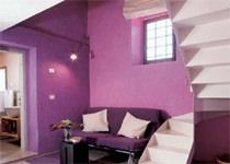 Casa e cromoterapia vivere secondo i colori il lilla for Idee imbiancatura soggiorno