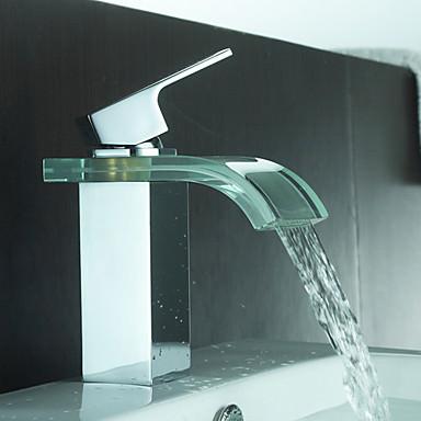 Rubinetteria per il lavabo del bagno vogliacasa - Rubinetteria a cascata bagno ...