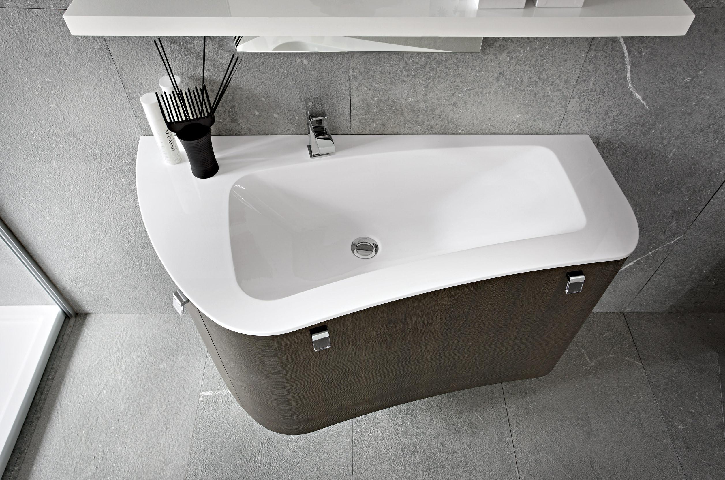 Mobili Da Incasso Per Bagno.Lavelli Bagno Da Incasso Perfect Mobile Bagno Con Lavabo In