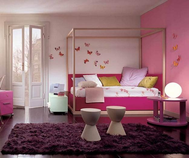 camera-da-letto-rosa - VogliaCasa