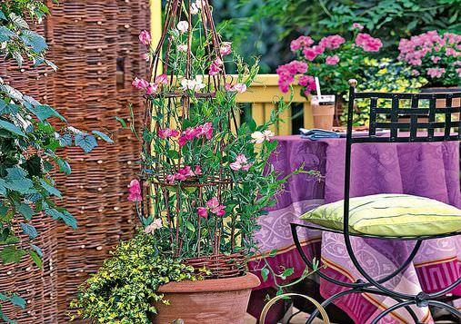 Idee e consigli per arredare il balcone di casa vogliacasa for Tutto per il balcone