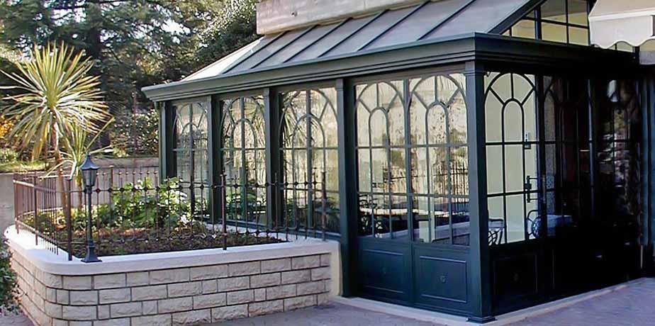 Broomgulf arredamento terrazzi balconi e giardino d 39 inverno - Giardino d inverno terrazza ...