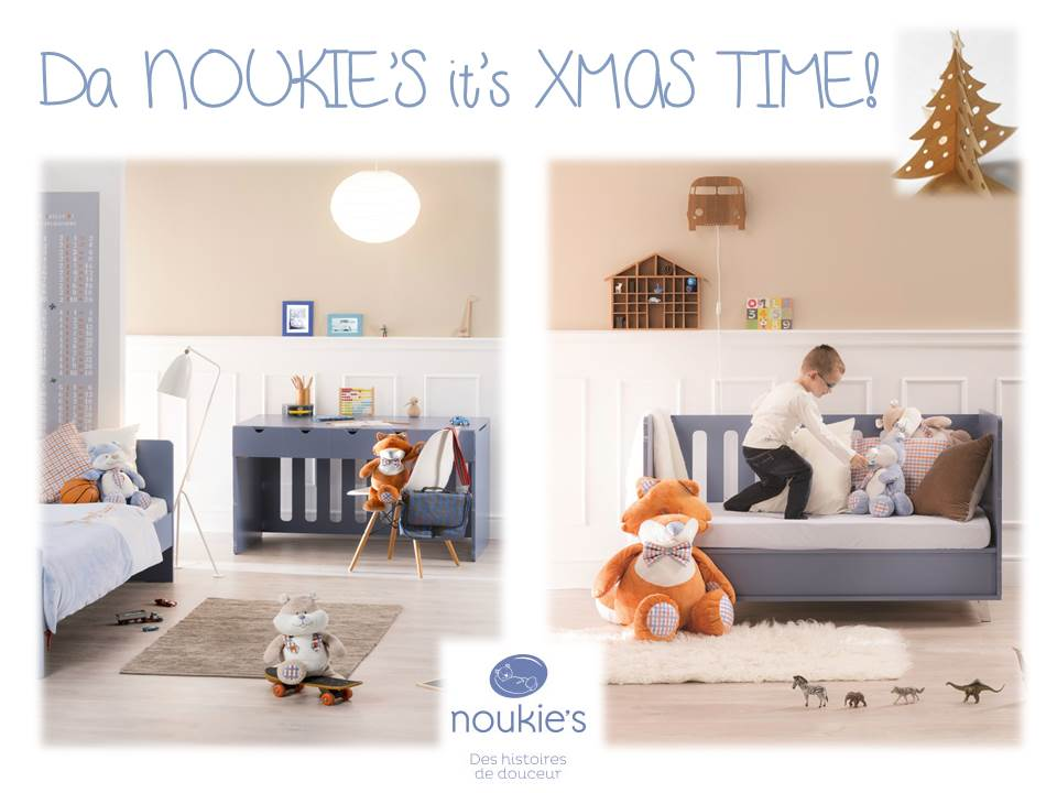 Da NOUKIE'S it's XMAS TIME!