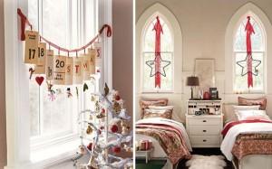 ideen-Fensterdeko-zu-Weihnachten-adventskalender-schlafzimmer