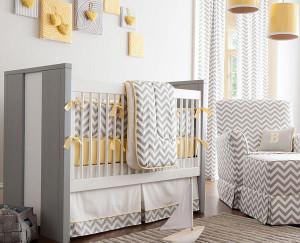 Baby-Nursery-with-Chevron-S