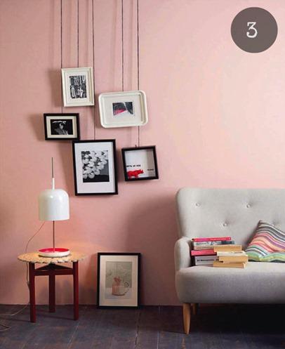 Pareti Soggiorno Rosa Antico Come abbinare i colori di pareti e