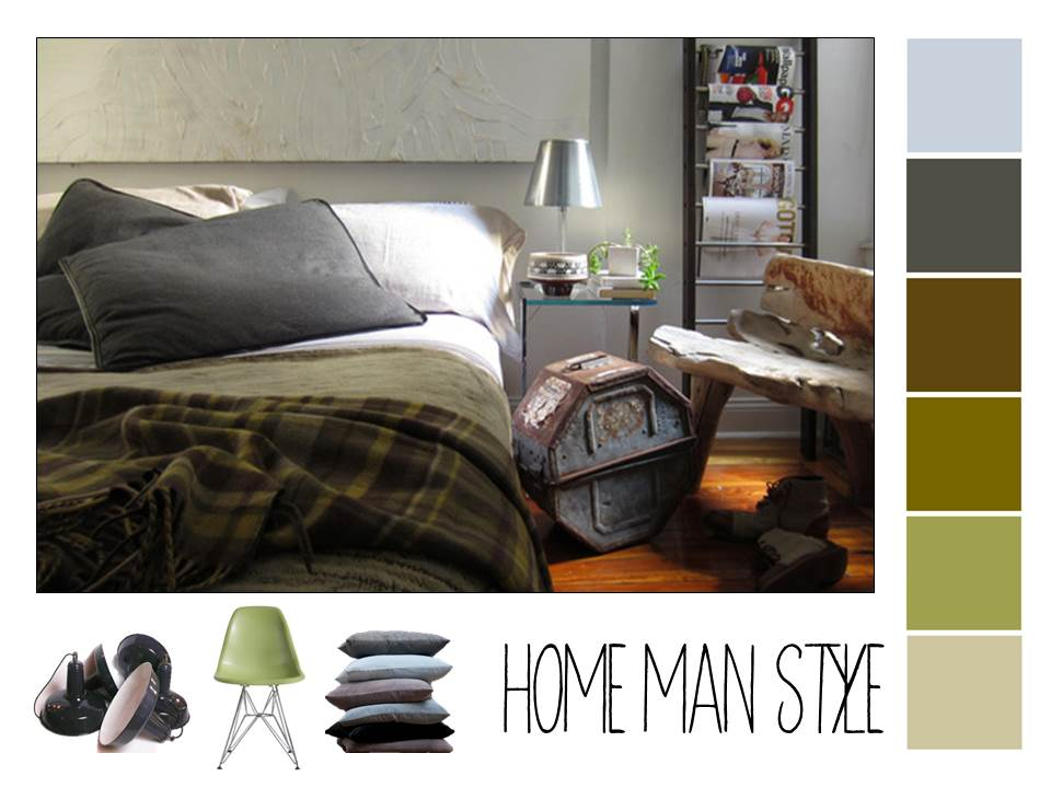 HOME MAN STYLE