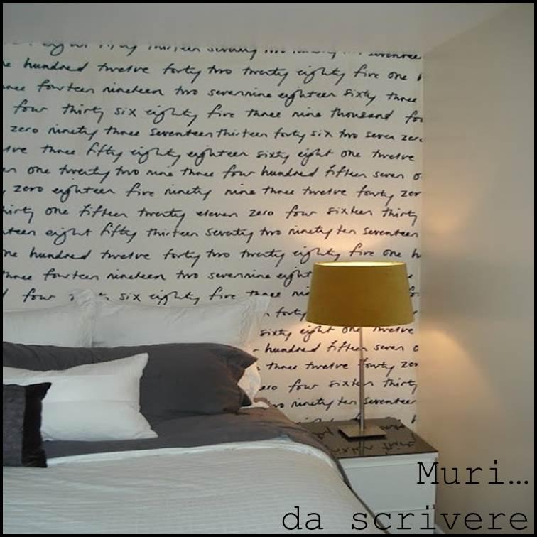 Scritte sui muri di casa finest decorazioni sui muri di casa avec scritte adesive per pareti et - Scritte muri casa ...
