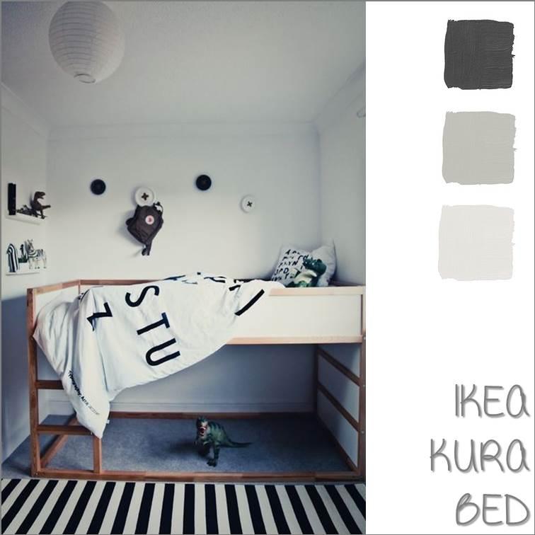 Letto A Castello Ikea Kura.Ikea Kura Bed Vogliacasa