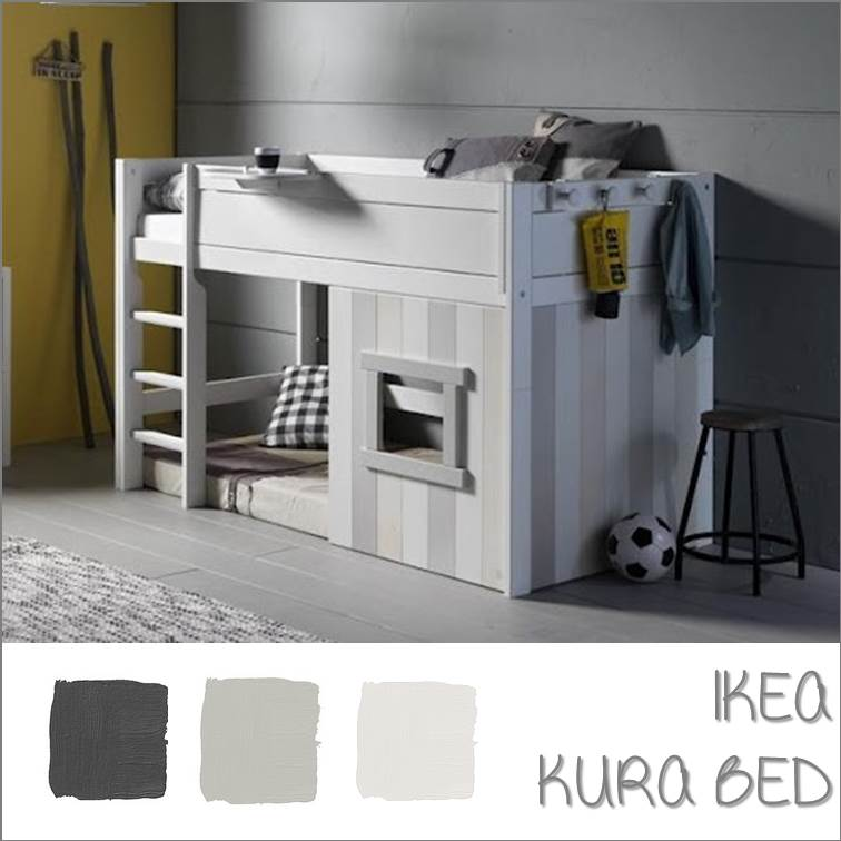Letto Ikea Kura Reversibile Pictures to pin on Pinterest
