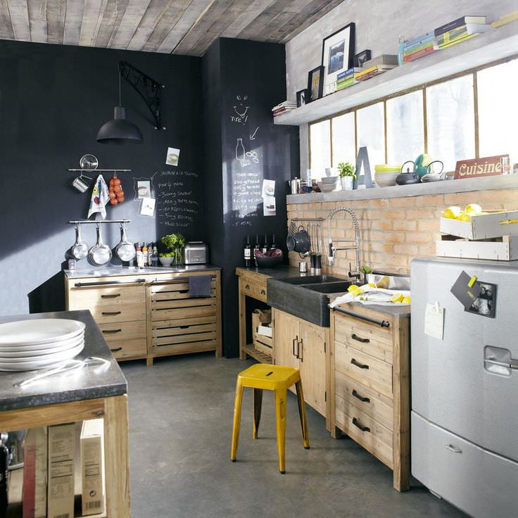 Emejing Cucine Senza Pensili Ideas - harrop.us - harrop.us