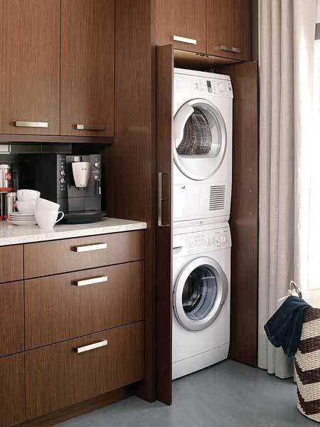 Lavatrice in cucina si o no vogliacasavogliacasa - Cucine con lavatrice ...