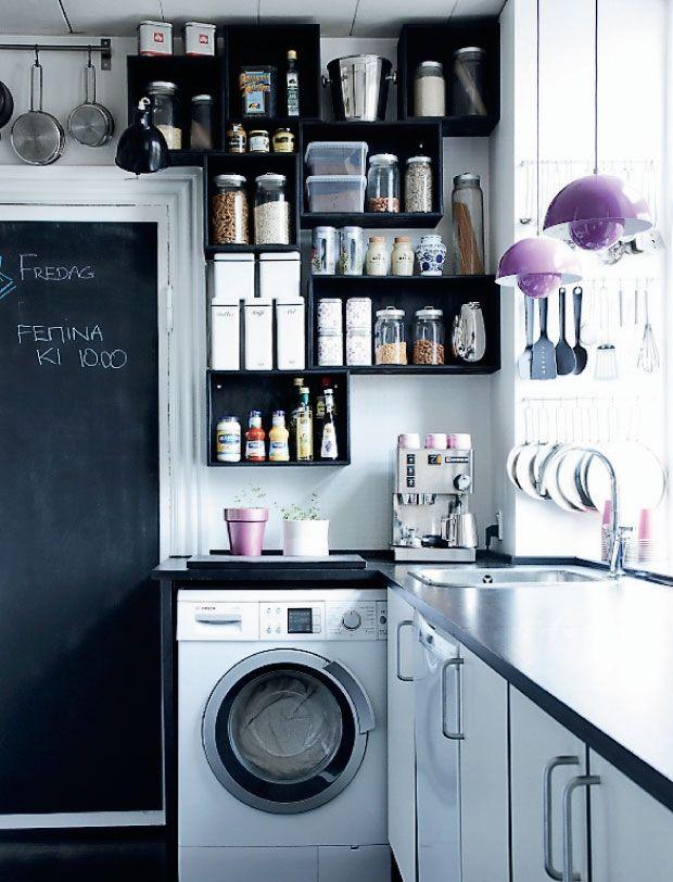 Lavatrice in cucina si o no vogliacasavogliacasa - Lavatrice cucina ...