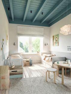 soffitti colorati tante idee e ispirazioni