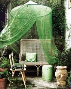Idee per arredare il giardino vogliacasa - Idee per arredare il giardino ...