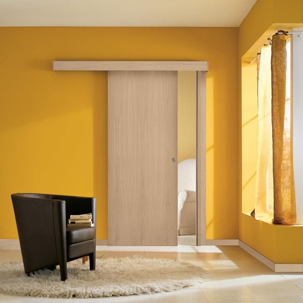 Porte scorrevoli in casa vantaggi e caratteristiche per - Porta scorrevole esterno muro prezzo ...