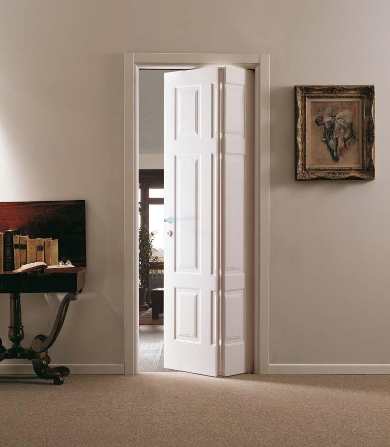 Scegliere porte con apertura a libro per la propria casa vogliacasavogliacasa - Castorama porte interne ...