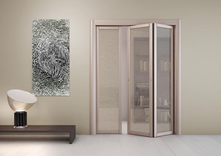 Scegliere porte con apertura a libro per la propria casa vogliacasavogliacasa - Porte salvaspazio per interni ...