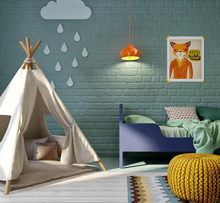BAMBINI, una camera da letto per giocare e divertirsi ...