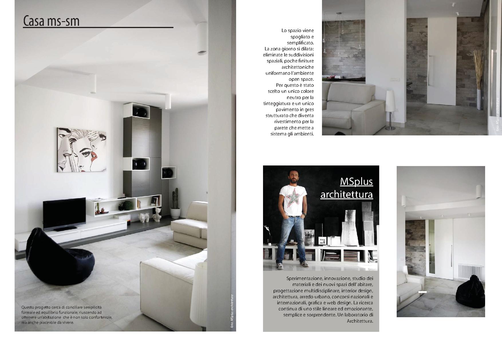 Marco stacchini architetto vogliacasavogliacasa for Piano di layout di progettazione della casa