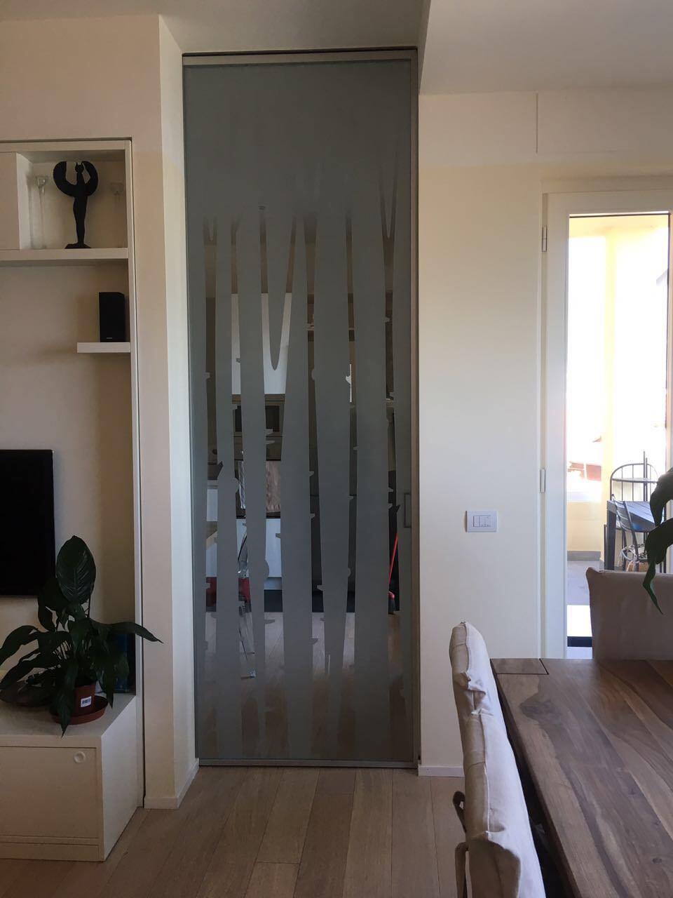 Porte Interne Shabby Chic porte interne con vetro: luce e design! - vogliacasa