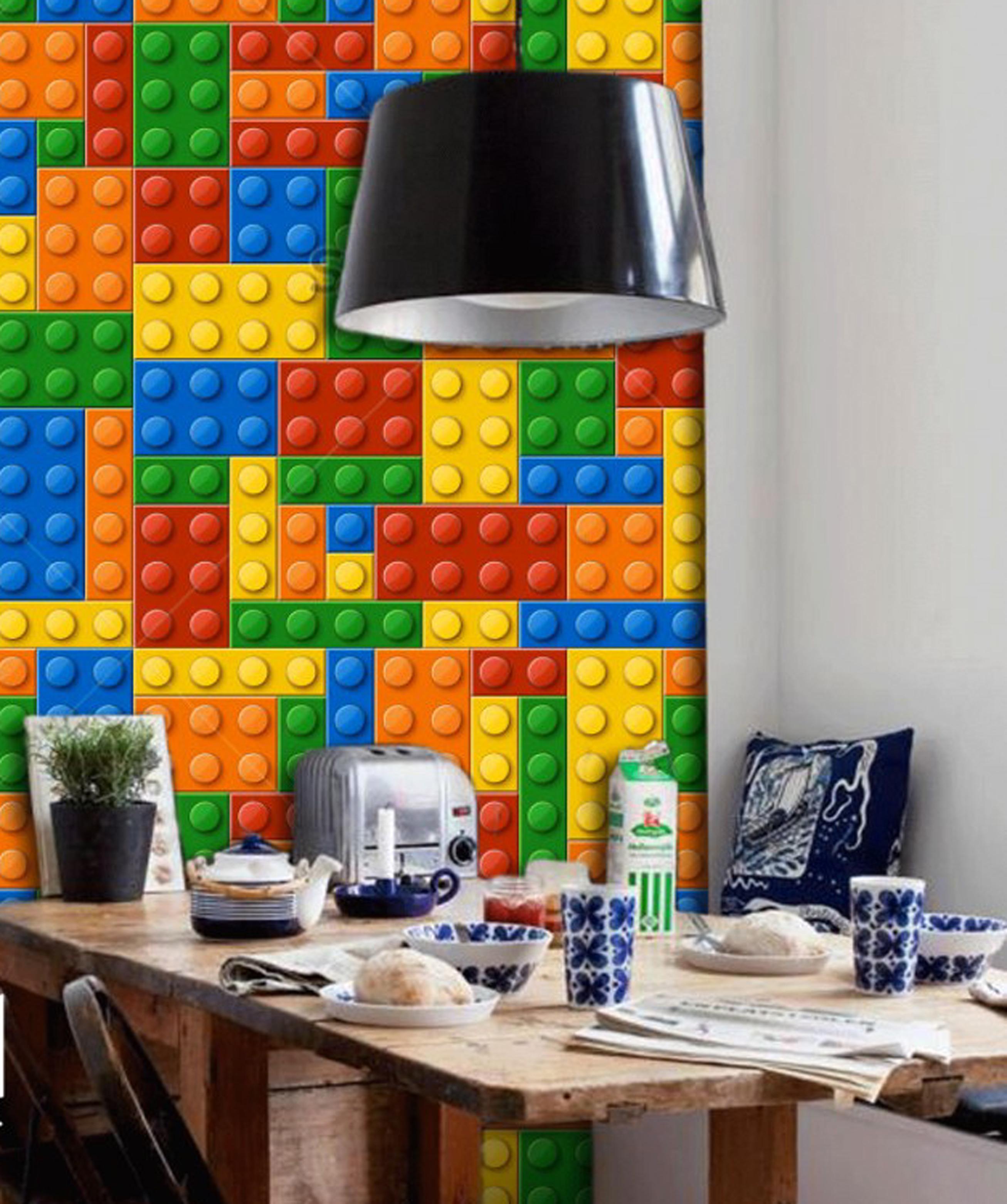 Lego mania vogliacasavogliacasa for Lego arredamento