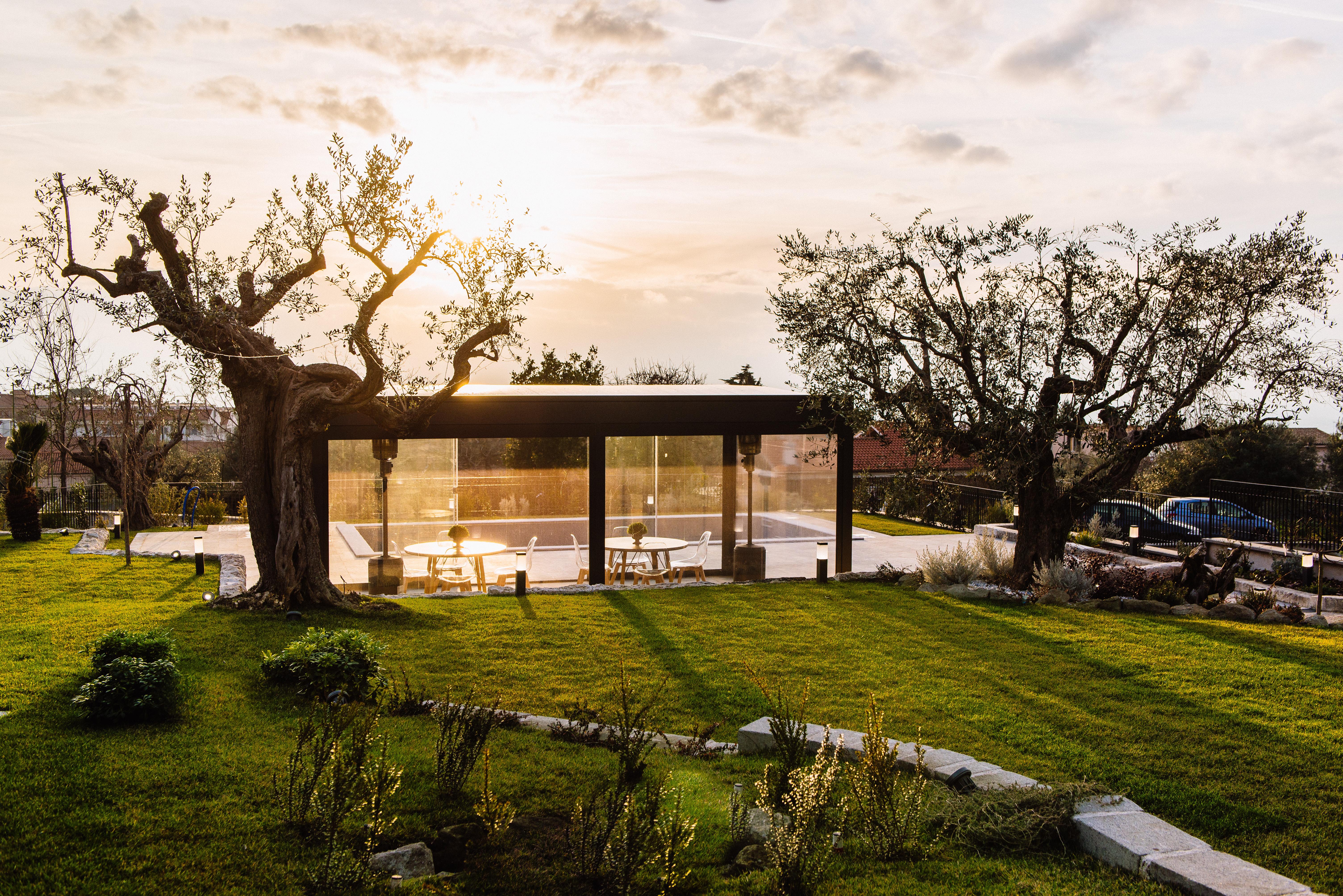 Una villa ai Castelli Romani per ricevimenti da sogno!