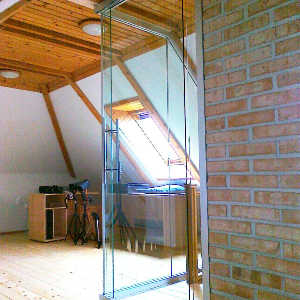 Arcadia copertura e ingresso in vetro per geoexperts vogliacasa - Campo estivo bagno elena ...
