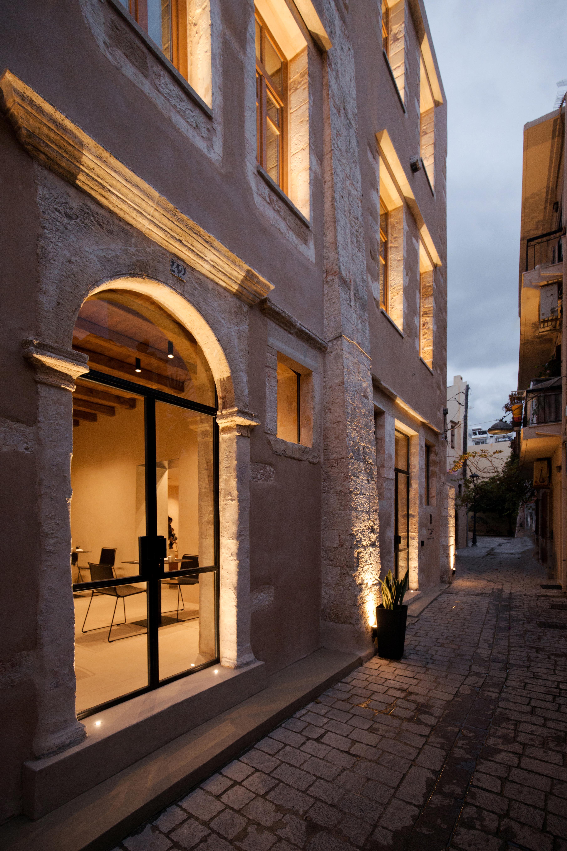 RITMONIO: Monastery Estate Venetian Harbor di Chania, Creta!