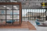 box vetro aereoporto